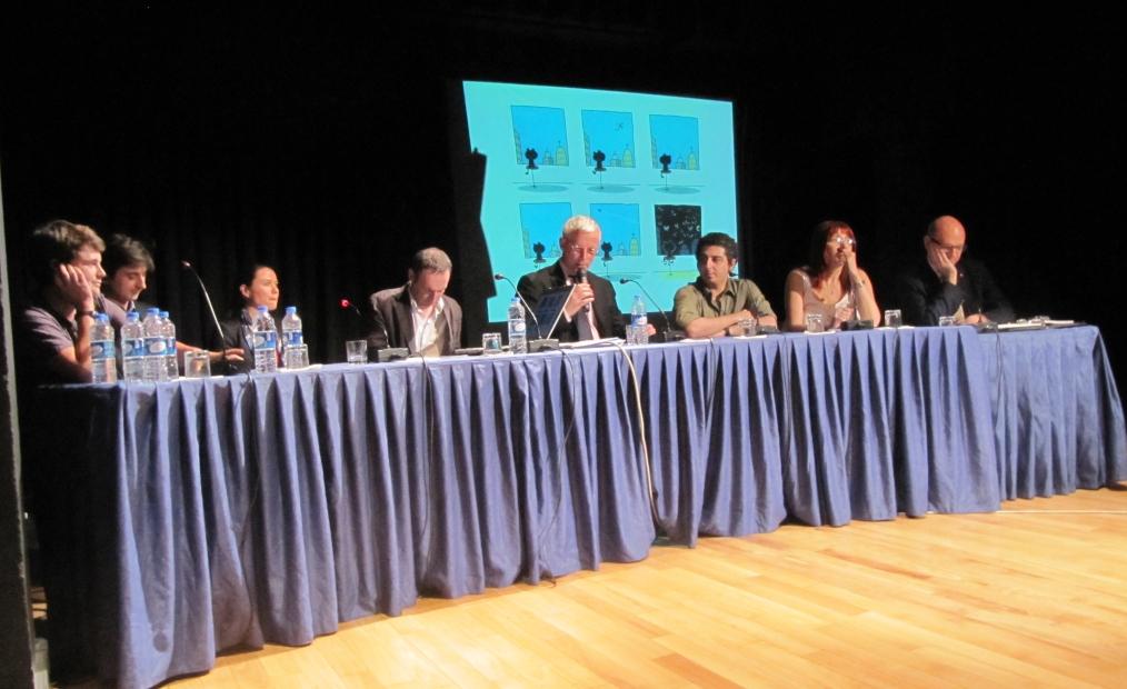 Les rencontres professionnelles en juin 2011